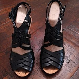 Coach Leather Sandals Leather 8